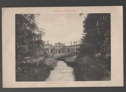 Gerbéviller (54) CARTE MONUMENTALE: Le Château Vu Du Parc (CAT 1586) - Gerbeviller