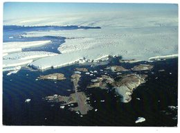 CPM    EXPEDITION ANTARCTIQUE FRANCAISE EN TERRE ADELIE  1988 1989   -  ARCHIPEL DE POINTE GEOLOGIE - TAAF : Franse Zuidpoolgewesten