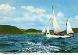 ANTILLES  ANTIGUA   Yachting Around Antigua - Antigua & Barbuda