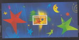 2004-BLOC SOUVENIR N°3** MEILLEURS VOEUX.;le FEUILLET SEUL - Blocs Souvenir