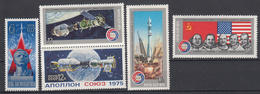 USSR - Michel - 1975 - Nr 4371/74 - MNH** - Neufs