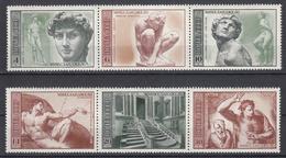 USSR - Michel - 1975 - Nr 4329/34 - MNH** - Neufs