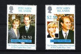 Islas Pitcairn (Británicas)  Nº 516/7 En Nuevo - Islas De Pitcairn