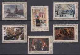 USSR - Michel - 1975 - Nr 4384/89 - MNH** - Neufs