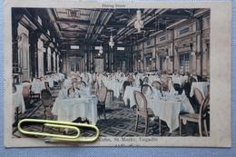SAINT MORITZ : Engadiner Kulm, Dining-room En 1916 - GR Grisons