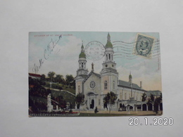 Quebec. -  Exterior Of St Ann's Church. (16 - 7 - 1906) - Québec - La Citadelle