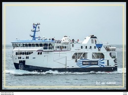 """56  GROIX  ....   Ferry  Le """" ILE  De  GROIX """" - Groix"""