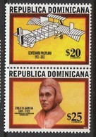 Dominicaine Dominicana 1644/45 Z H Garcia, Poliplano 1911 - Airplanes