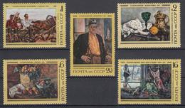 USSR - Michel - 1976 - Nr 4455/59 - MNH** - Neufs