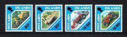 Islas Pitcairn (Británicas)  Nº 372/5 En Nuevo - Islas De Pitcairn
