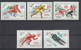 USSR - Michel - 1976 - Nr 4444/48 - MNH** - Neufs