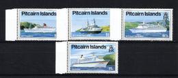 Islas Pitcairn (Británicas)  Nº 366/9 En Nuevo - Islas De Pitcairn
