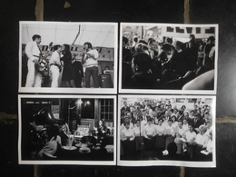 4 Photos Presse Festival De Châtelet 1967 / Sheila (sur 3 Photos) & Chorale - Cars