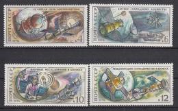 USSR - Michel - 1976 - Nr 4460/63 - MNH** - Neufs