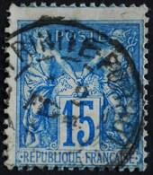 -Sage N°101 Type Ll.(CAD) O.LA TRINITE-PORHOET. ( 54 ) - 1876-1898 Sage (Type II)