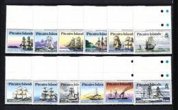 Islas Pitcairn (Británicas)  Nº 297/308 En Nuevo - Islas De Pitcairn