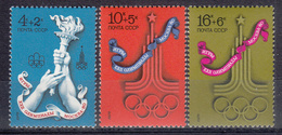 USSR - Michel - 1976 - Nr 4563/65 - MNH** - Neufs