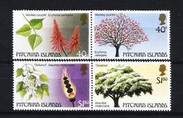 Islas Pitcairn (Británicas)  Nº 287/90 En Nuevo - Islas De Pitcairn