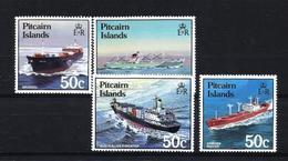 Islas Pitcairn (Británicas)  Nº 279/82 En Nuevo - Islas De Pitcairn