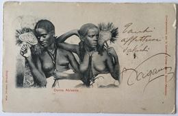 V 60406 Eritrea Colonia Italiana - Donne Abissine - Eritrea