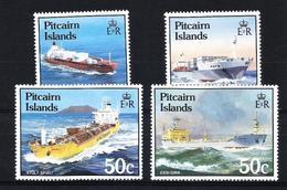 Islas Pitcairn (Británicas)  Nº 256/9 En Nuevo - Islas De Pitcairn
