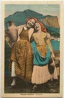 V 70001- Costumi Siciliani - All'acqua - Costumes