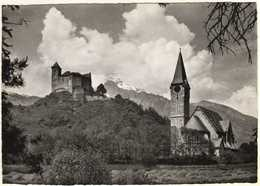BALZERS  Fürstentum Liechtenstein Schloss Gutenberg - Liechtenstein