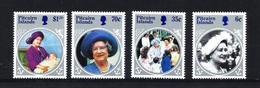 Islas Pitcairn (Británicas)  Nº 252/5 En Nuevo - Islas De Pitcairn
