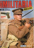 Ref Perso Gar1 : Revue Armes Militaria Magazine : Browning GP35 Cartouche De 303 Uniforme Ordensburg NSDAP - Storia