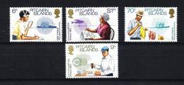 Islas Pitcairn (Británicas)  Nº 219/22 En Nuevo - Islas De Pitcairn