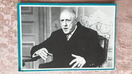 Charles De Gaulle Discours Pub Bon D'examen Gratuit - Politicians & Soldiers
