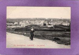 29 Rade De BREST CAMARET Vue Générale - Camaret-sur-Mer