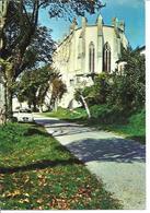 MONCLAR D'AGENAIS - L'église - Voiture : Renault 4 L - Frankreich