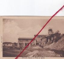 CP 30  -  BARJAC   -mines De Lignites - Non Classés