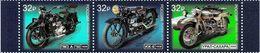 Russia, 2019, Mi. 2748-50, History Of Russian Motorcycles, Motorbikes, MNH - Moto