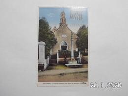 Quebec. - Old Chapel. (19 - 7 - 1935) - Québec - La Citadelle