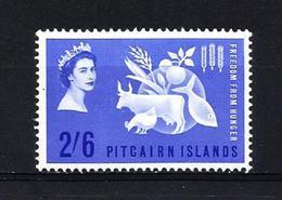 Islas Pitcairn (Británicas)  Nº 35 En Nuevo - Islas De Pitcairn