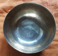 BOL CHANTANT - BOUDDHISME - TIBET - METAL DORE MARTELE - DIAMETRE : 155 Mm - HAUTEUR : 75mm - POIDS : 429 Gr - Art Asiatique