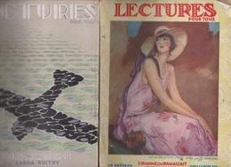 LECTURE POUR TOUS 1929/ 02/03/04//11    1930. 01 - Journaux - Quotidiens