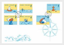 Finland - Postfris / MNH - FDC Moomins 2020 - Nuovi