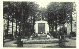 (BF13) Diest  Monument Aux Héros 14/18 - Diest