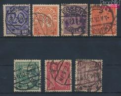 Deutsches Reich D16-D22 (kompl.Ausg.) Gestempelt 1920 Preußen-Ausgabe (9333292 - Allemagne
