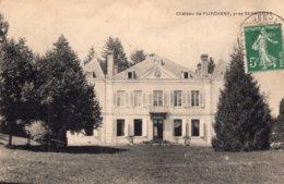 5174 Cpa Sereilhac - Château De Puycheny - France