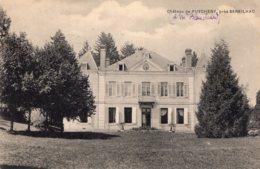 5175 Cpa Sereilhac - Château De Puycheny - France