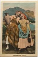 V 70001 BIS - Costumi Siciliani - All'acqua - Costumes