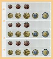 KOBRA 10x Euro-Münzblatt (ohne Zwischenblatt) FE24L - Zubehör