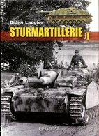 Sturmartillerie Tome 1 - Boeken