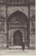 22 ( Cotes D'Armor ) - LOGUIVY PLOUGRAS - Porche Renaissance - Eglise St Emilion ( Animation ) - France