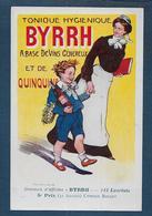 """Concours  """" BYRRH """"  - Cyprien BOULET - ( Carte Authentique Pas Repro ) - Ilustradores & Fotógrafos"""