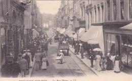 62-Boulogne-sur-Mer La Rue Thiers - Boulogne Sur Mer